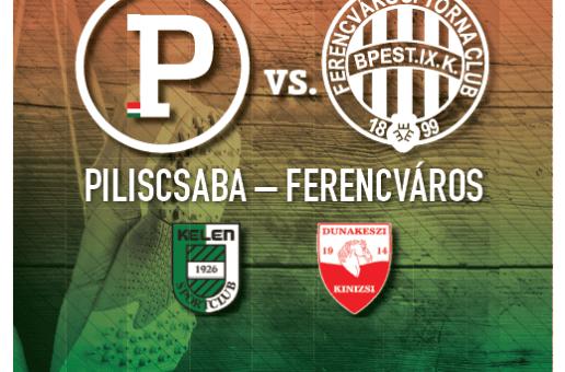 Piliscsabán a Ferencváros!