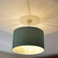 The Best Ikea Lamp Hack - Rismon Map Lampshade - Pillar ...