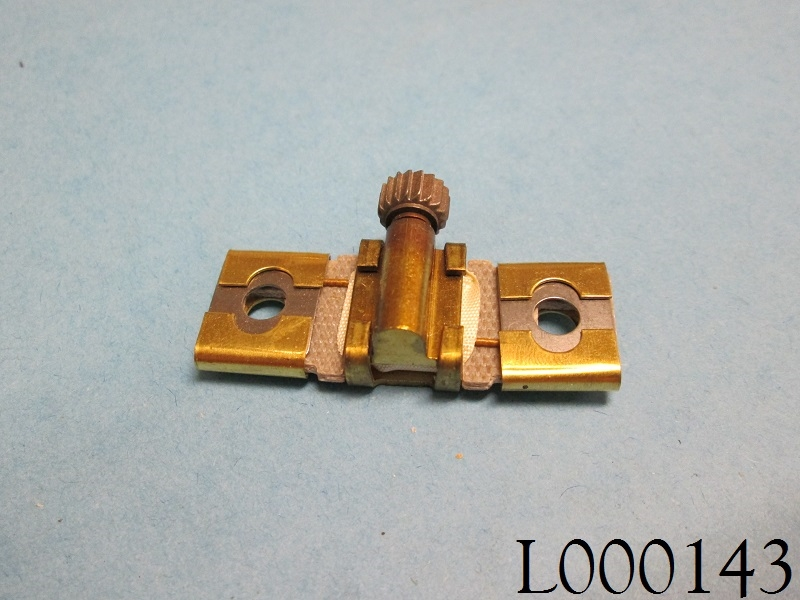 Square D Heater Thermal Overload Relay B130