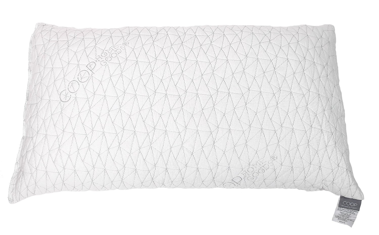 amazing adjustable coop home goods bamboo pillow