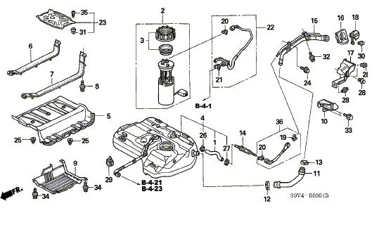 Volvo Fuel Pressure Diagram Wiring Diagram
