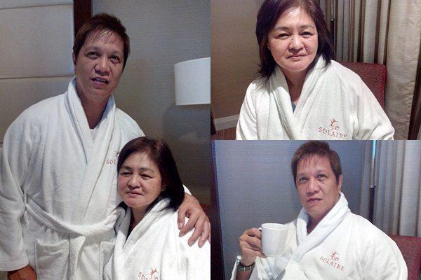 feeling honeymooners? my mom and dad