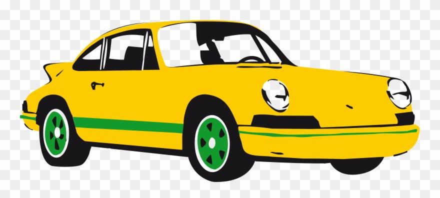 Photos Of Cartoon Cars - Car Vector Png Clipart (#14062) - PinClipart