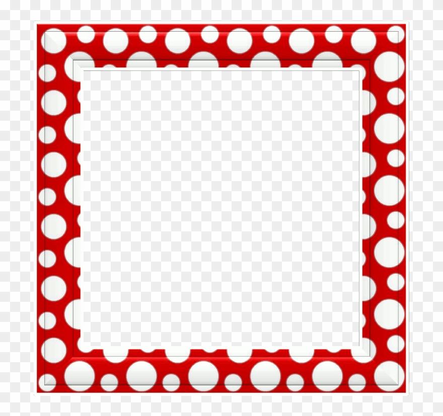Christmas Page Royalty Free Techflourish Collections - Red Polka Dot