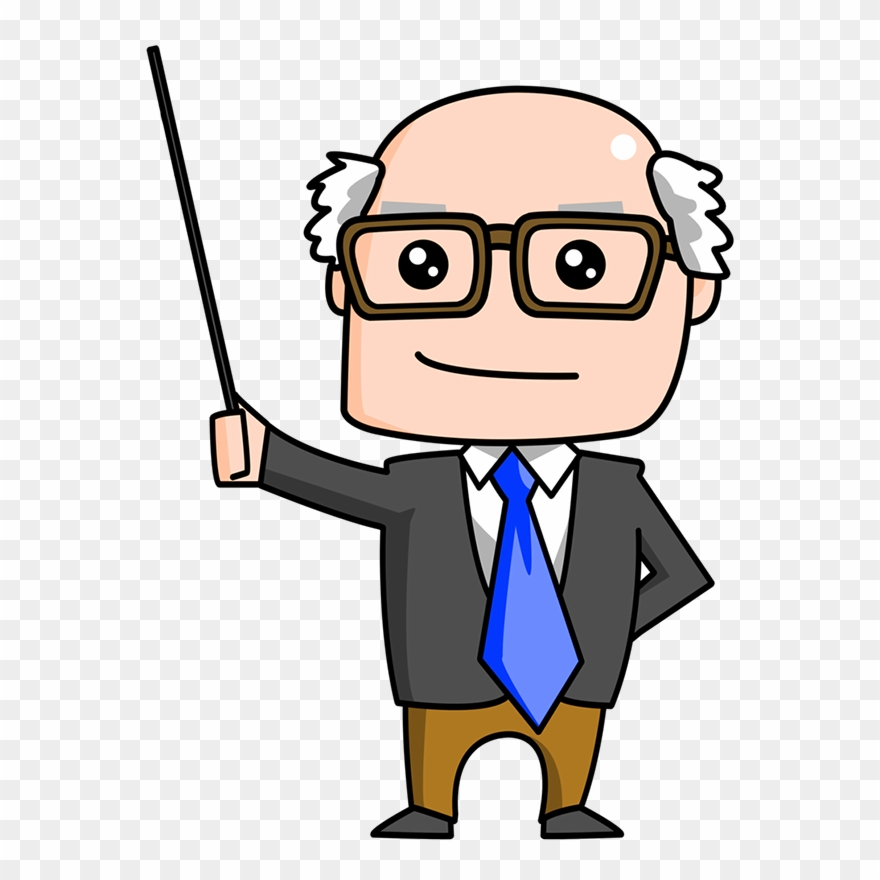 Mean Teacher Clipart Png Clipart Freeuse Library - Punctuating