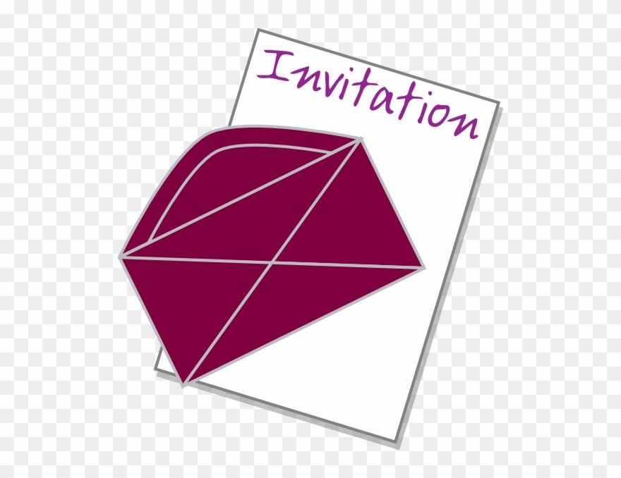 Vector Freeuse Download Invitation Clip Art At - Invitation Clipart