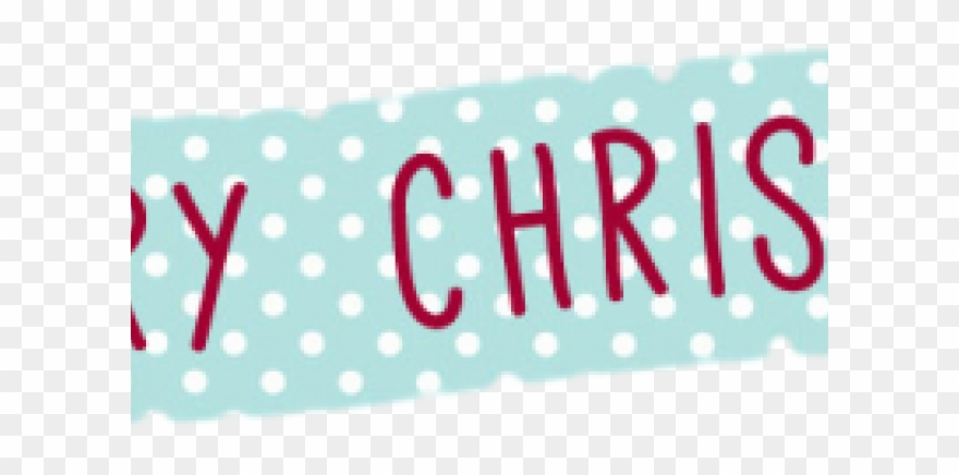 Free Christmas Banner Clipart - Merry Christmas Email Banner - Png