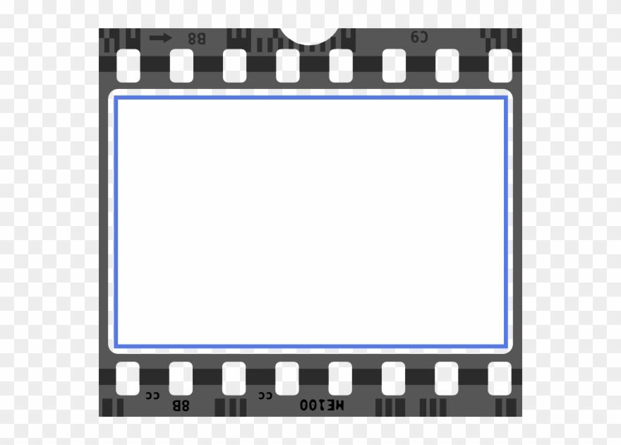 Flim Png Clip Art At Clker Com Vector Clip Art Online - Film Strip