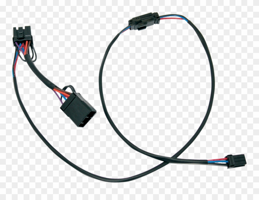 Namz Tour Pak Quick Disconnect Wiring Harness 96 13 - Cable Harness