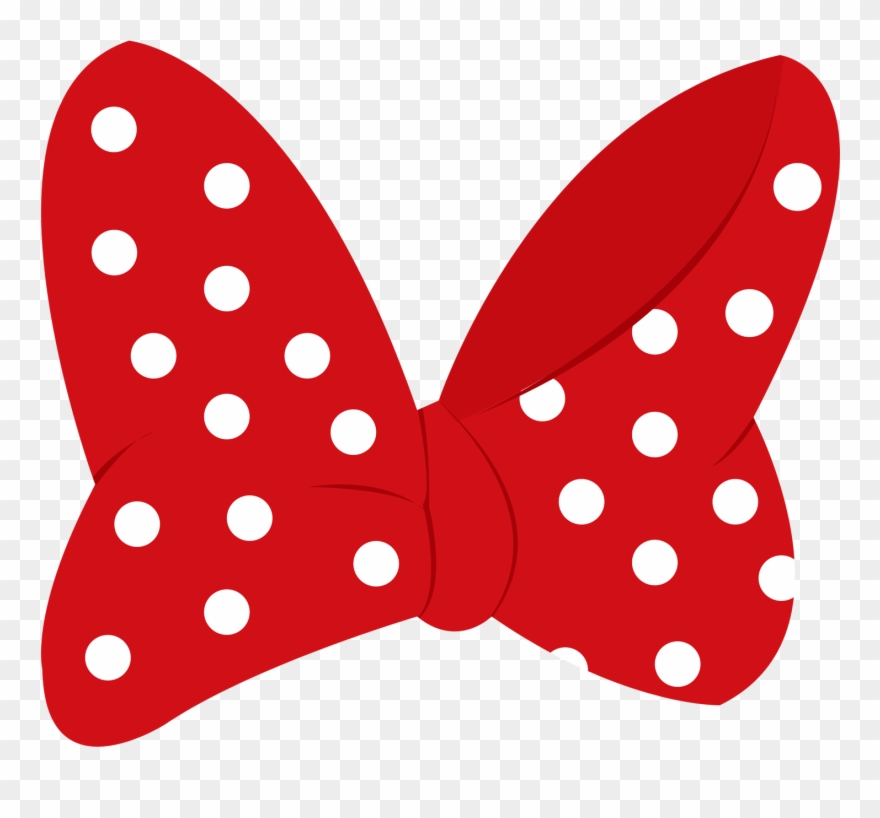 Photo By - Minus - Minnie Mouse Ears Png Clipart (#42493) - PinClipart