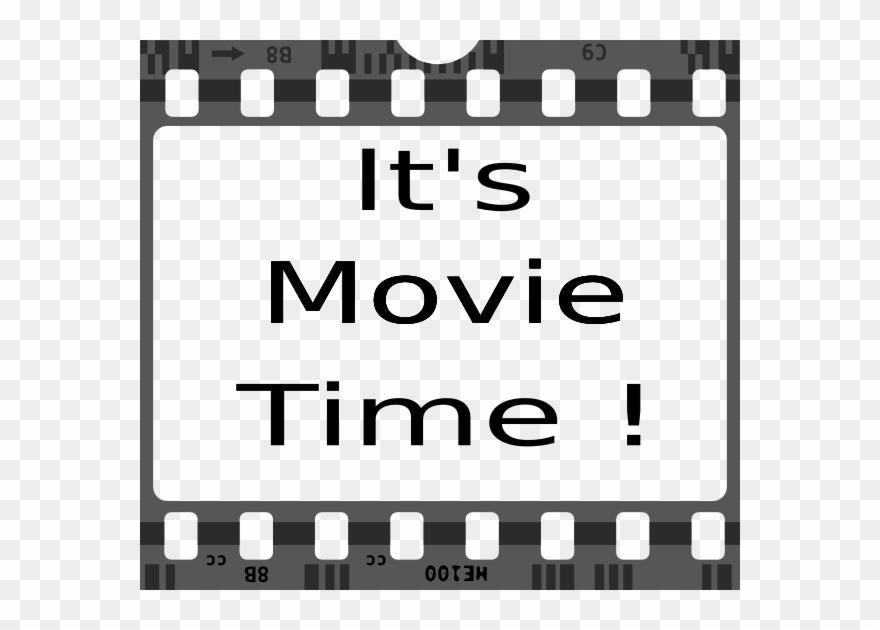 Movie Clip Clipart Film Symbol Clip Art - Film Strip Frame Png