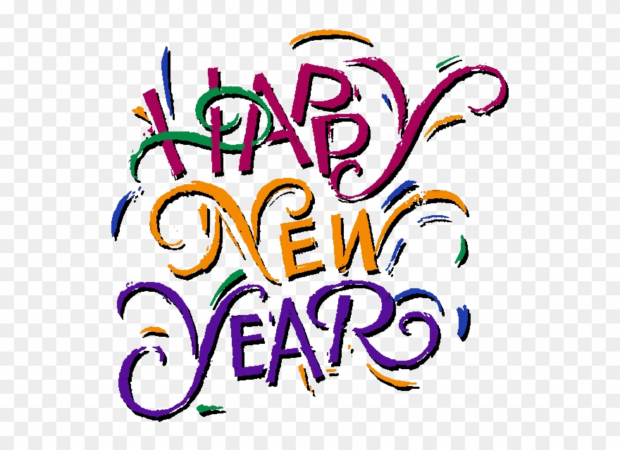 Free Animated Happy New Year Clipart The Cliparts - Happy New Year