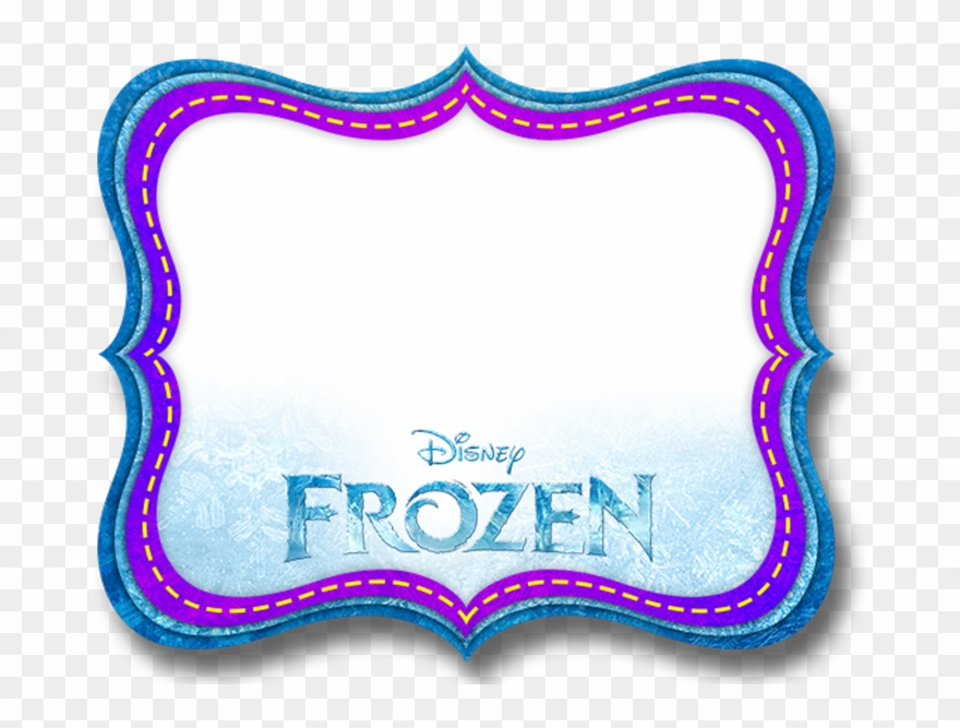 Free Frozen Printable Invitations, Labels Or Cards - Disney Frozen