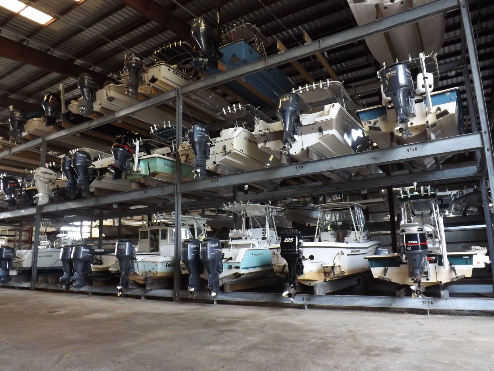 Boat Storage Pineland Marina Bokeelia Florida