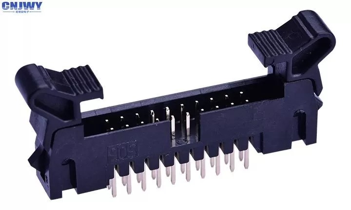 Rectangular Circuit Board Cable Connectors , DIP Surface Mount Wire