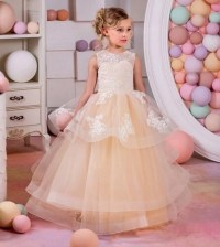 Beautiful Birthday Gowns for Baby Girl | Children Gowns ...