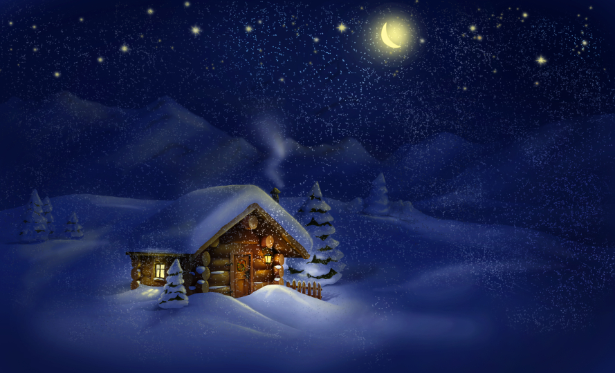 Snow Village 3d Live Wallpaper And Screensaver Pink Gazelle Productions
