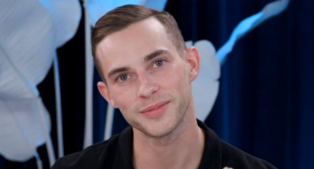 Adam Rippon has responded to the drag queen Elsa who rescued a - jason rippon