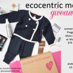 Ecocentric Mom Giveaway {US   Ends 04/24}