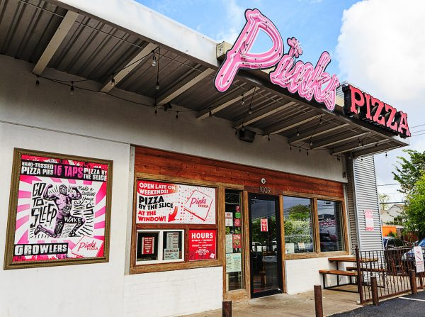 About Us - Pinks Pizza