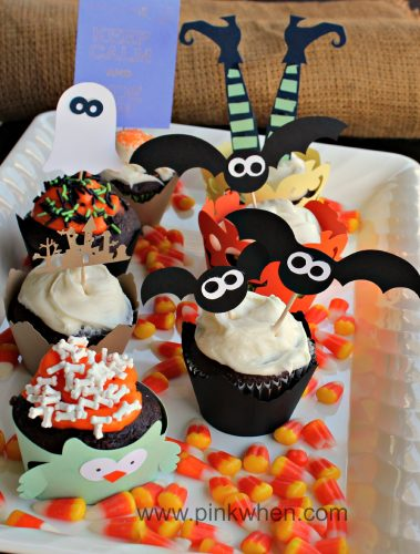 Quick Easy And Fun Sugarcraft Ideas Cupcake For You Halloween Crafts Quick