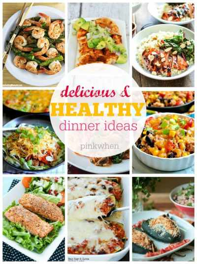15 Best Healthy Dinner Ideas