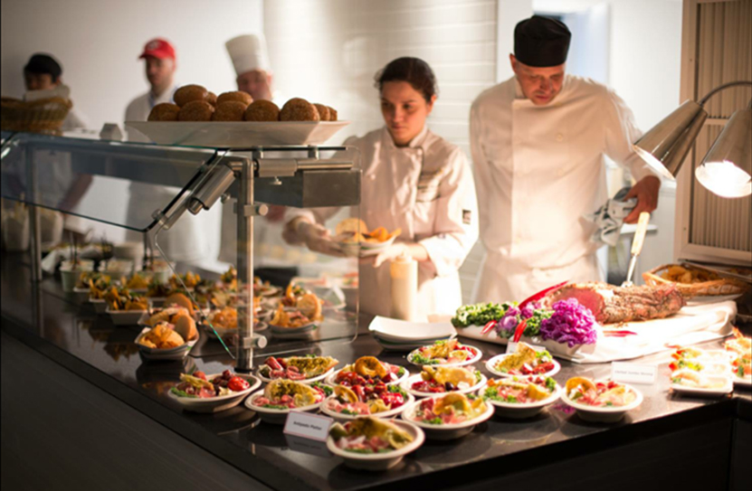 Pinnacle Caterers - Special Events and Daily Corporate Catering in