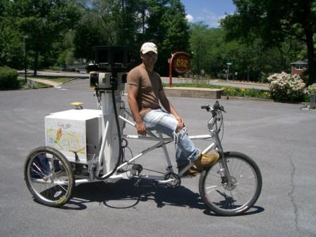 google-trike-street-view