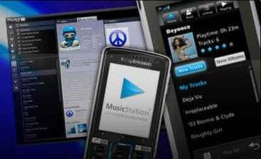 MusicStation sui nuovi PC di Hewlett-Packard