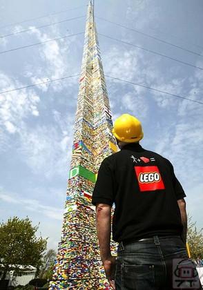 Torre LEGO Vienna