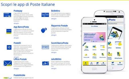 applicazioni-Poste-Italiane