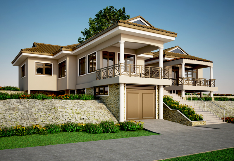 Small home designs pinoy eplans modern house designs for Eplans modern homes