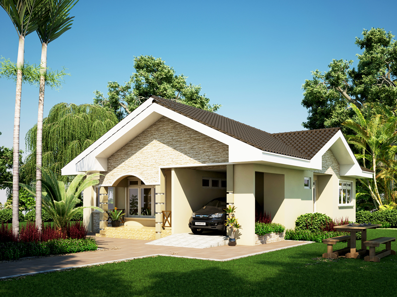 Small house floor plans pinoy eplans modern house for Eplans modern homes