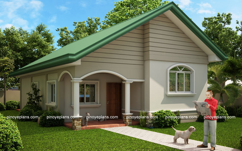 Small House Design 2014005 Pinoy Eplans Modern House
