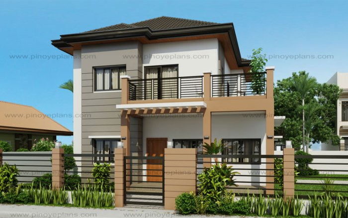 Marcelino - Four Bedroom Two Storey (MHD-2016021) | Pinoy ...