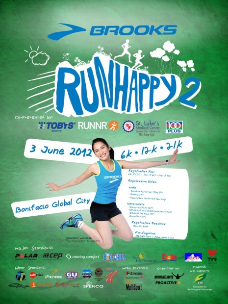 brooks-run-happy-2012-poster