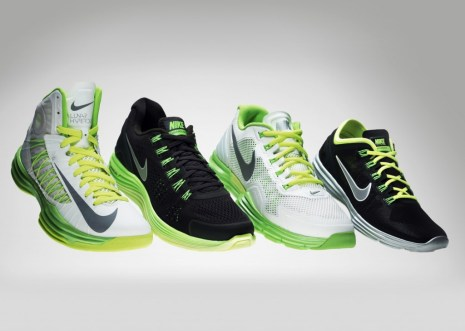 Nike Lunarlon Collection