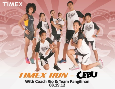 timex cebu 2012 results and photos
