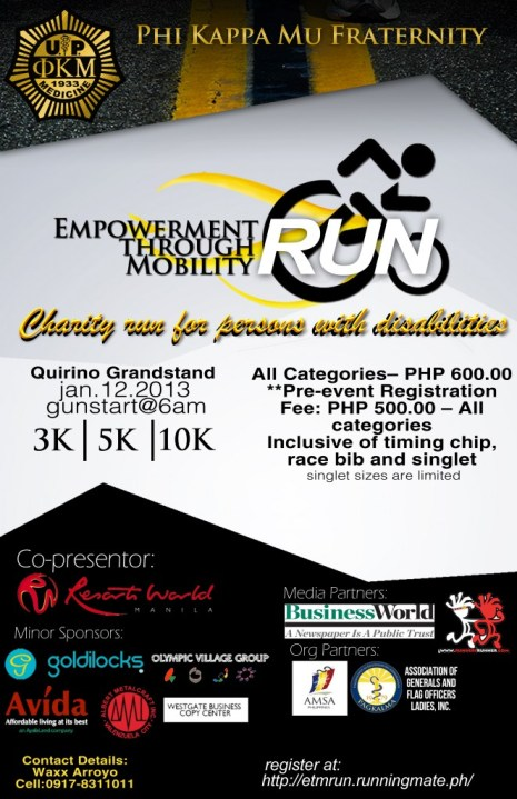 empowerment-through-mobility-run-2013-poster