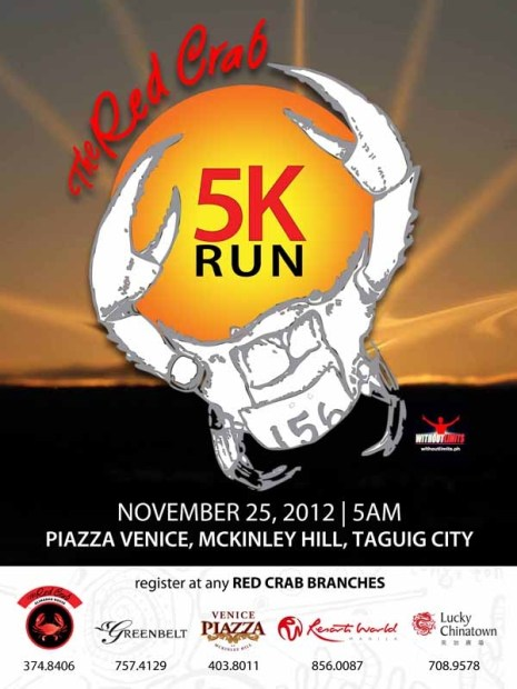 red-crab-5k-run-2012-poster