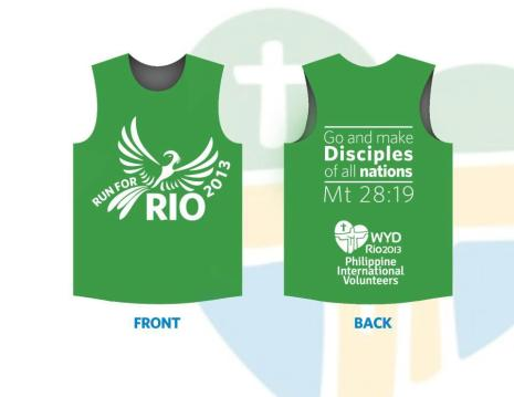 Final Green Singlet