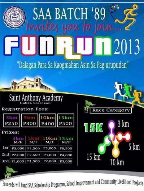 saa-batch-89-fun-run-2013-poster