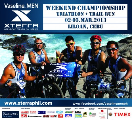 VMen XTERRA_Conquer your limits with 2013 VMen XTERRA_photo1