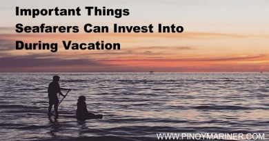 Important Things Seafarers Can Invest Into During Vacation