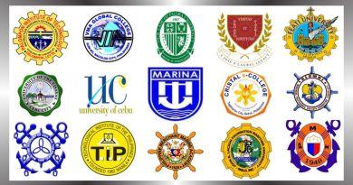 MARINA Accredited Maritime Schools (S.Y. 2015 - 2016)