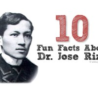 10 Fun Facts About Dr. Jose Rizal
