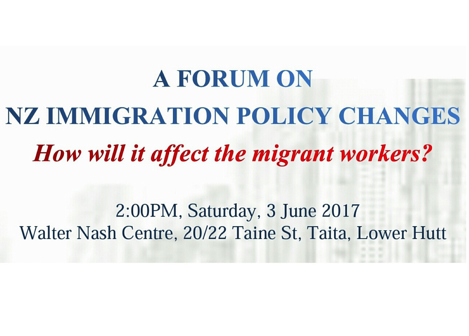 Calendar 2014 Nz Immigration Meeting With Peter Elms Immigration Centre A Forum On Nz Immigration Policy Changes Wellington