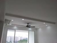 L-box | False Ceilings | L Box | Partitions | Lighting Holders