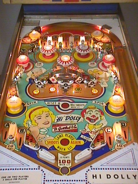 3d Wallpaper Pool Table Gottlieb Pinball History Evolution From 1947 To 1979
