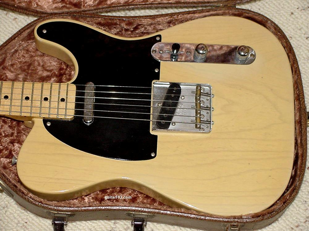 1953 Telecaster Wiring Diagram | mwb-online.co on